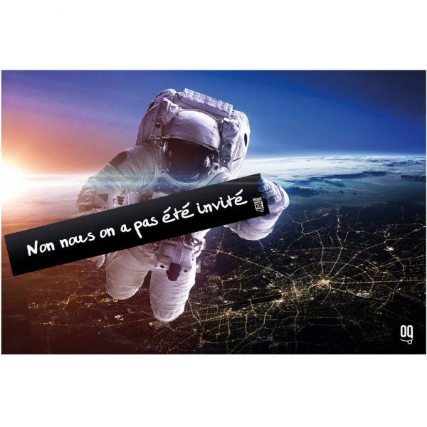 Moquerie - La Plexi Barre - Non nous on a pas été invité