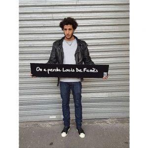 On a perdu Louis de funès