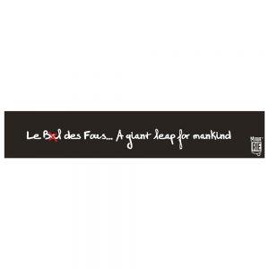 """""""Le Bal des Fous... A giant leap for mankind"""""""